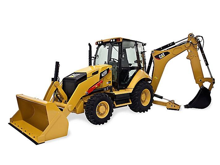 Caterpillar Inc. - 420F/420F IT Backhoe Loaders