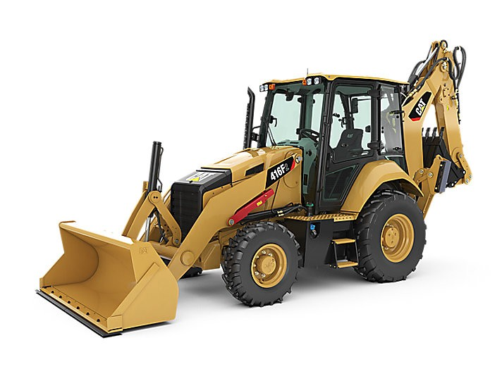 Caterpillar Inc. - 416F2 Backhoe Loaders