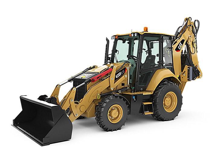 Caterpillar Inc. - 420F2/420F2 IT Backhoe Loaders