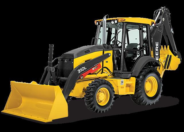 John Deere Construction & Forestry - 310L Tier 3 Backhoe Loaders