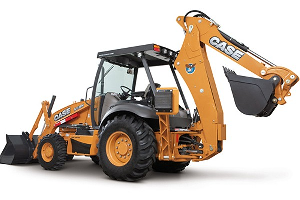 Case Construction Equipment - 580N Backhoe Loaders
