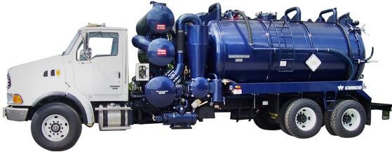 Cusco - Turbovac Series Hydro Excavators