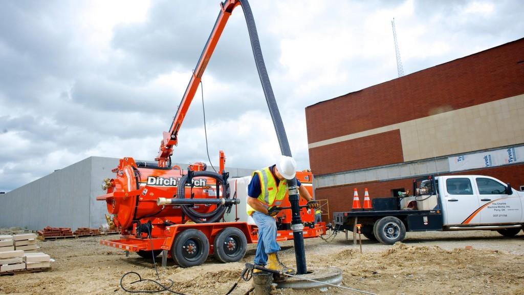 Ditch Witch - FX60 Vacuum Excavators