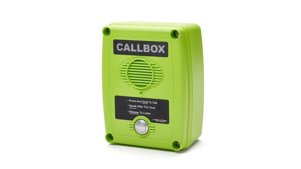 Ritron Q-series call box