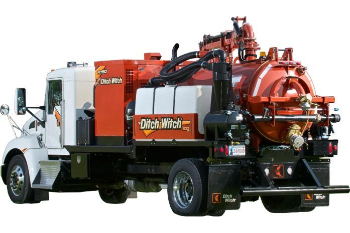 Ditch Witch - FXT50 Hydro Excavators