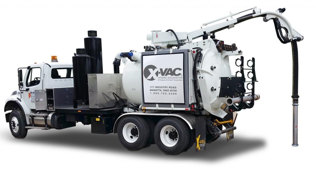 Hi-Vac Corporation - X-6XL Hydro Excavators