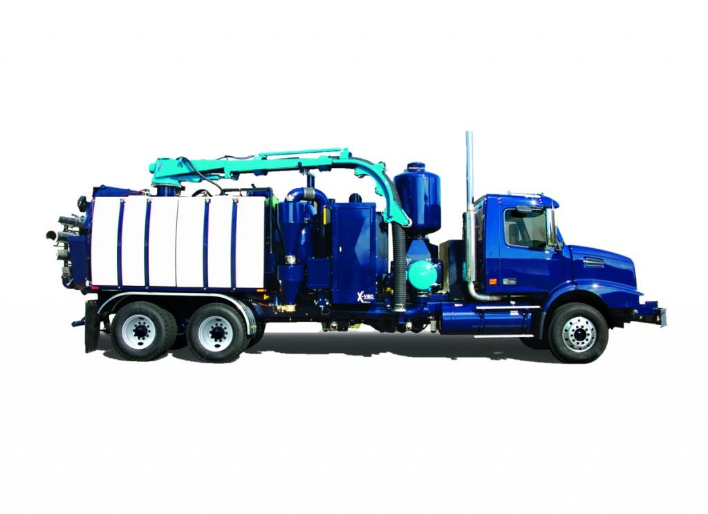 Hi-Vac Corporation - X-12 Hydro Excavators