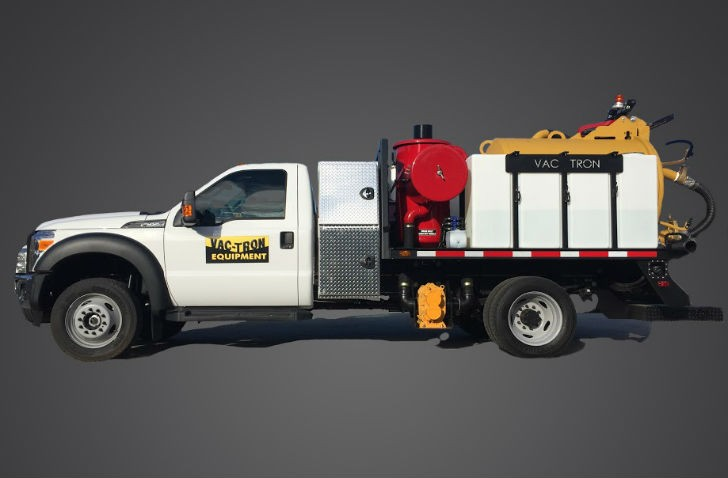 HTV 573 PTO Truck