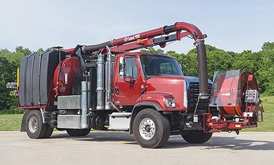 Super Products - Camel 900 Hydro Excavators