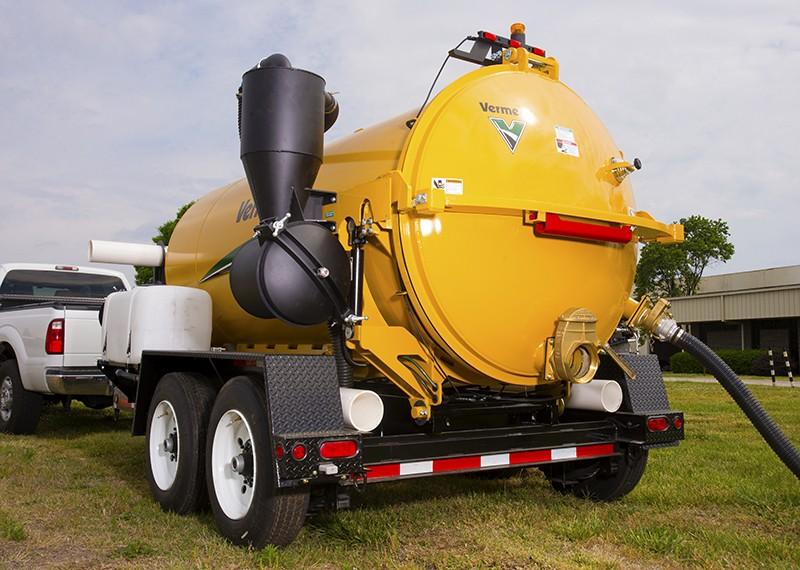 McLaughlin - Vermeer V25 Gas series Vacuum Excavators