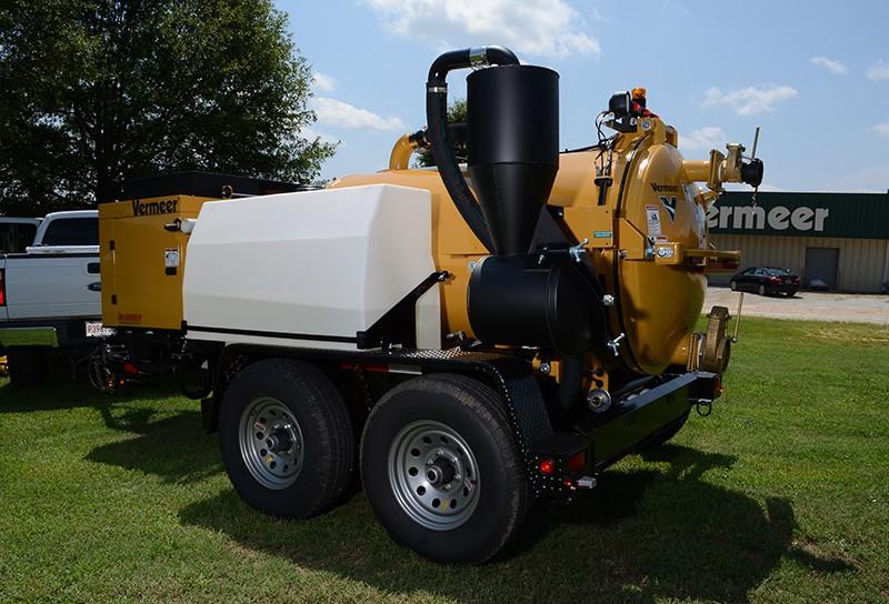 McLaughlin - Vermeer VX30 series Vacuum Excavators