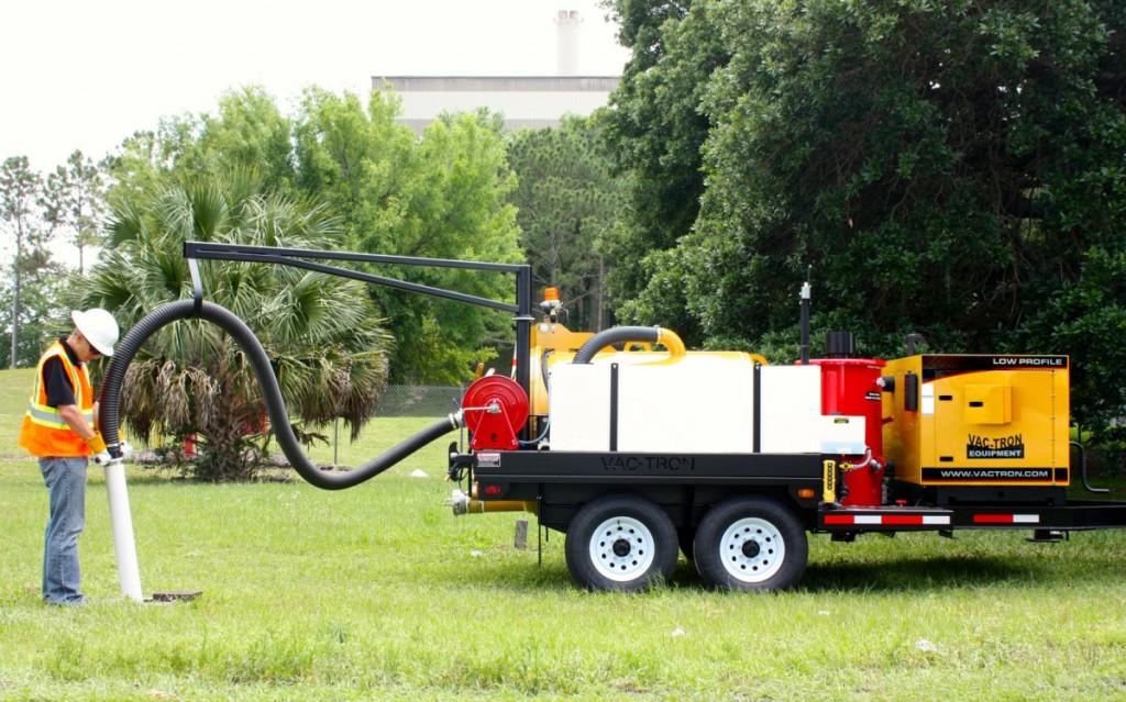 Vac-Tron Equipment LLC - LP Series Hydro Excavators