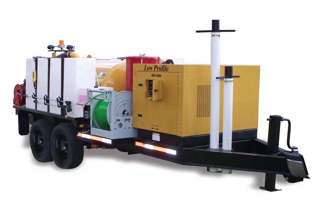Vac-Tron Equipment LLC - AIR 573/873 SDT Hydro Excavators