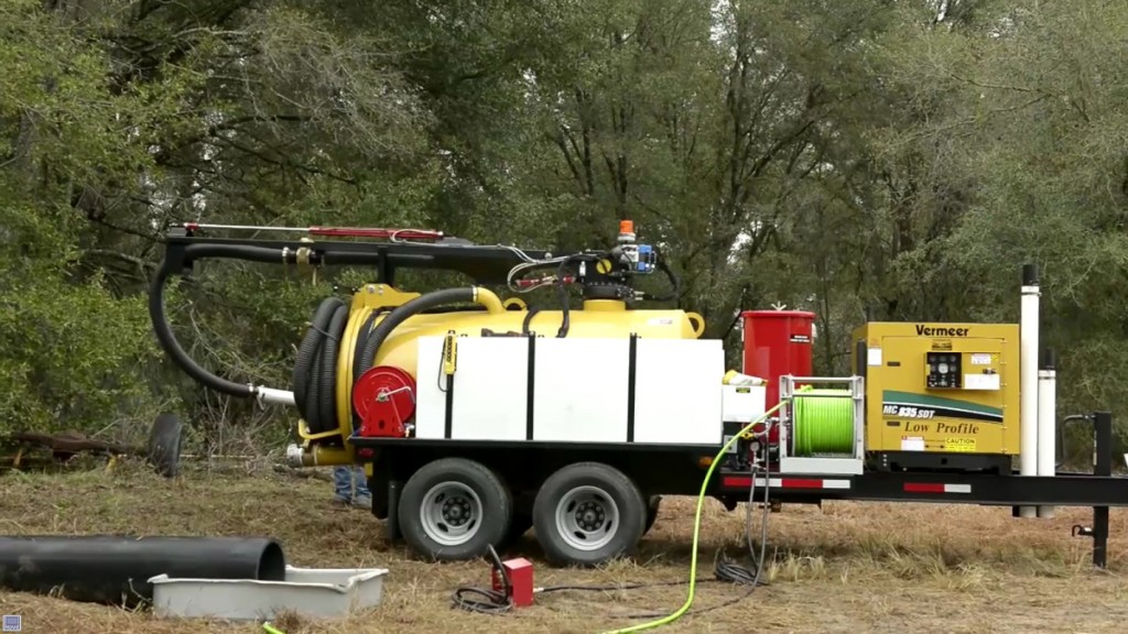 Vac-Tron Equipment LLC - Mini-Combo Series Hydro Excavators