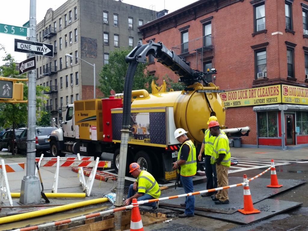 Vac-Tron Equipment LLC - ATV Series Hydro Excavators