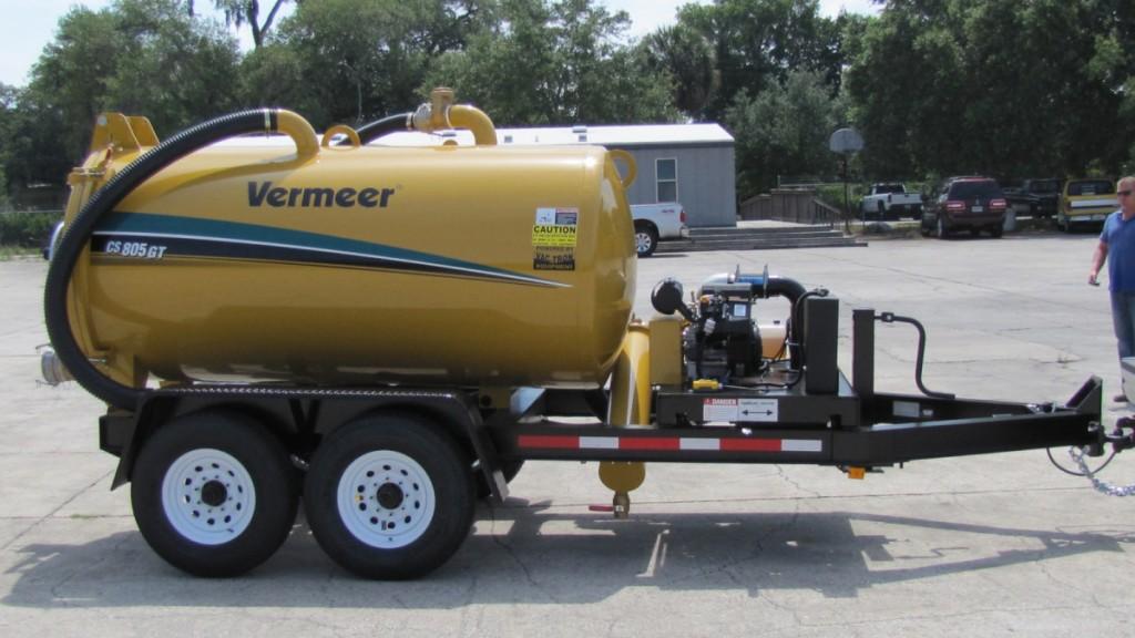 Vac-Tron Equipment LLC - CS Series Vacuum Excavators