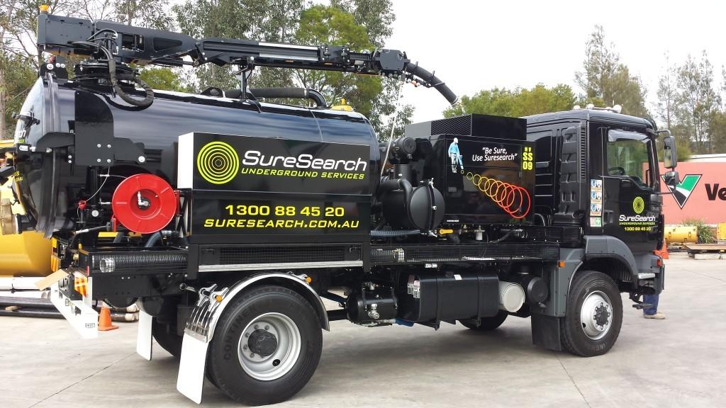 McLaughlin - Vermeer VX100XT AIR Vacuum Excavators
