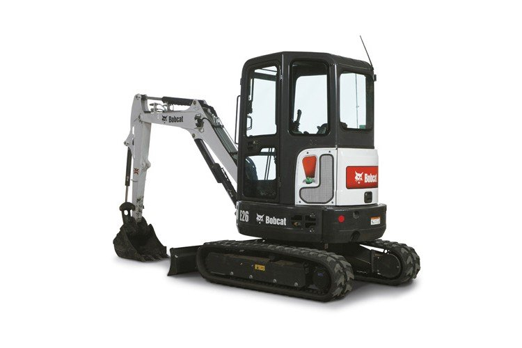 Bobcat Company - E26 Excavators