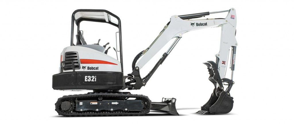 Bobcat Company - E32i Excavators