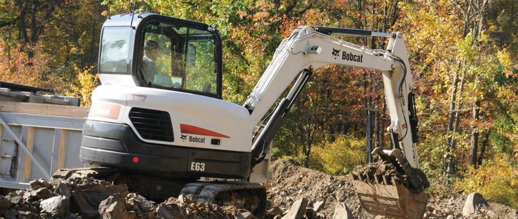 Bobcat Company - E63 Excavators