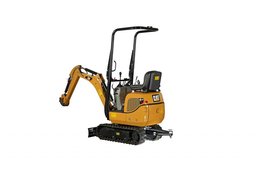 Caterpillar Inc. - 300.9D Compact Excavators