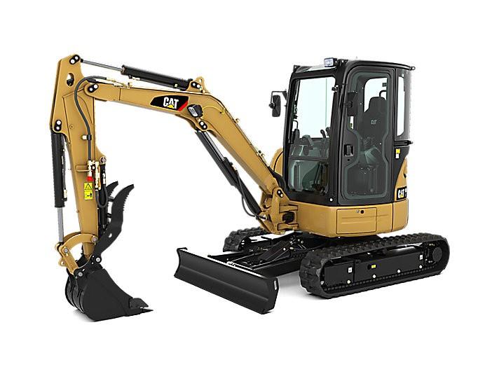 Caterpillar Inc. - 303.5E CR Excavators