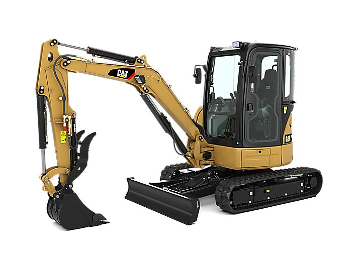 Caterpillar Inc. - 304E CR Excavators