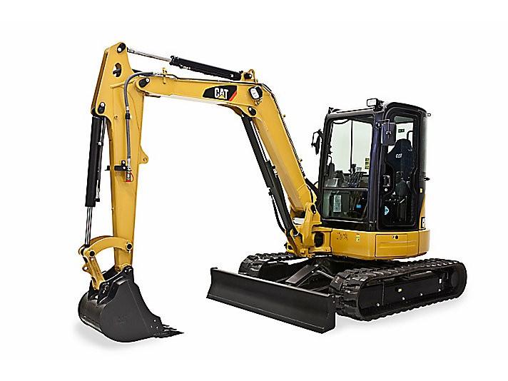 Caterpillar Inc. - 305.5E CR Excavators