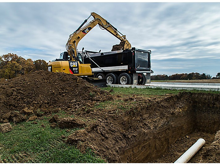Caterpillar Inc. - 311FRR Excavators