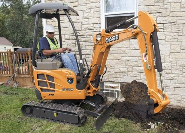 Case Construction Equipment - CX17B Excavators