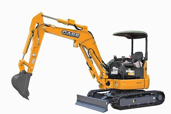 Case Construction Equipment - CX27B Excavators