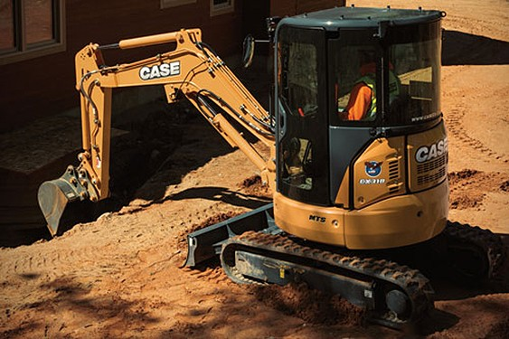Case Construction Equipment - CX31B Excavators
