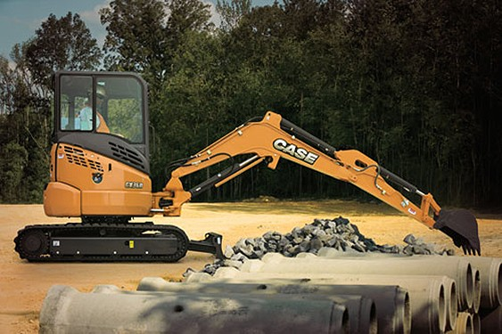 CASE Construction Equipment - CX36B Excavators