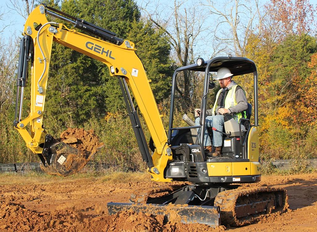 Gehl - Z35 GEN:2 Excavators