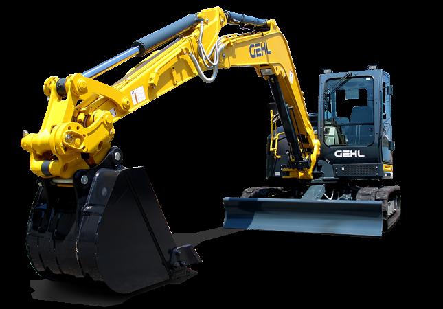 Gehl - Z80 Excavators