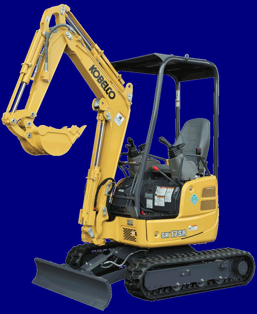 Kobelco Construction Machinery U.S.A Inc. - SK17SR Excavators