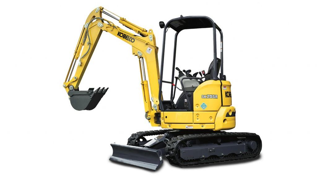 Kobelco Construction Machinery U.S.A Inc. - SK25SR Excavators