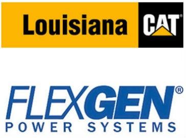 Louisiana Caterpillar Dealer & FlexGen Power Systems partner to deliver revolutionary hybrid drill rig