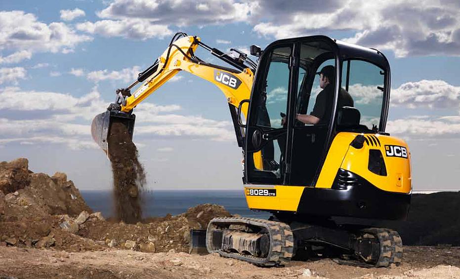 JCB - 8029 CTS Excavators