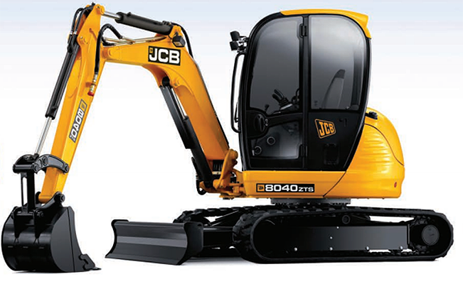 JCB - 8040 ZTS Excavators