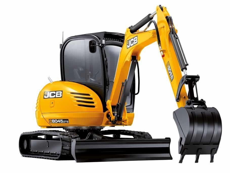 JCB - 8045 ZTS Excavators