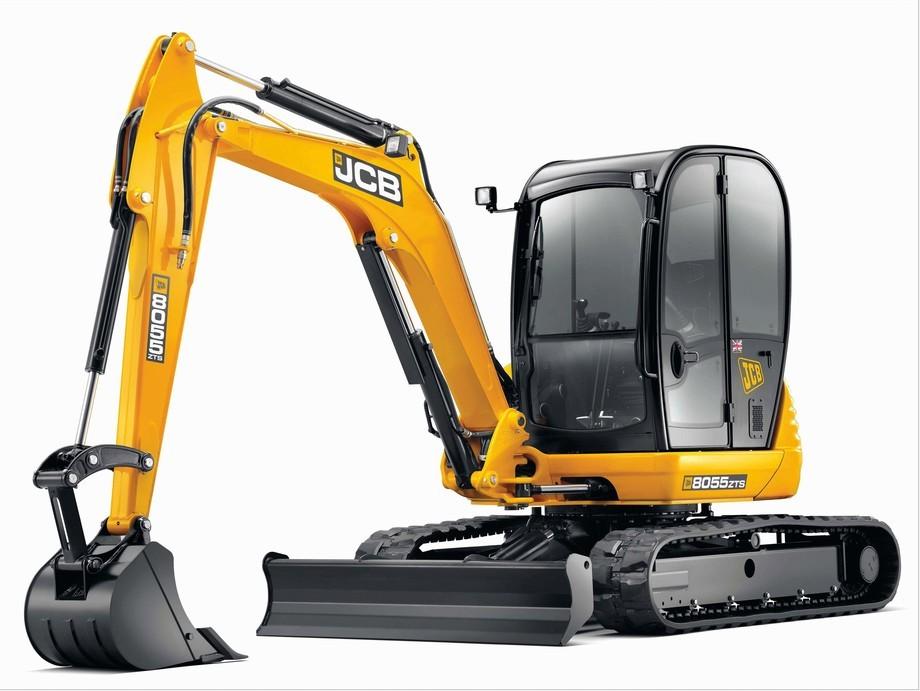 JCB - 8055 RTS Excavators