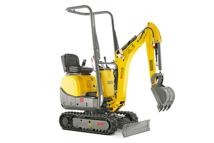 Wacker Neuson USA - 803 Excavators