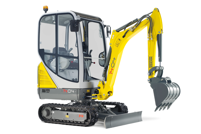 Volvo Construction Equipment - 1404 Excavators