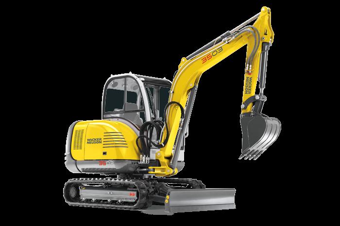 Wacker Neuson USA - 3503 Excavators