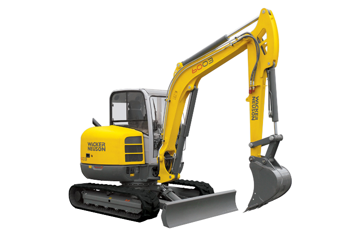 Wacker Neuson USA - 6003 Excavators