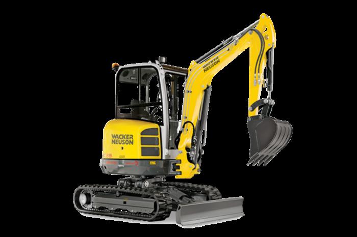 Wacker Neuson USA - EZ28 Excavators