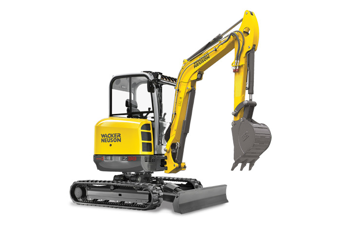 Wacker Neuson USA - EZ38 Excavators