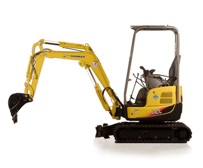 Yanmar Construction Equipment - ViO17 Excavators