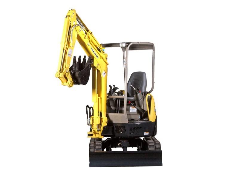 Yanmar Construction Equipment - ViO20-3 Excavators